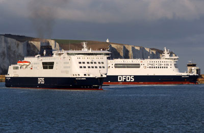 Dover to Calais Ferries — Ferry Crossings from Dover to