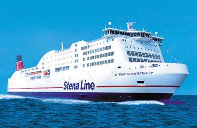 Belfast to Liverpool ferries with Stena Line